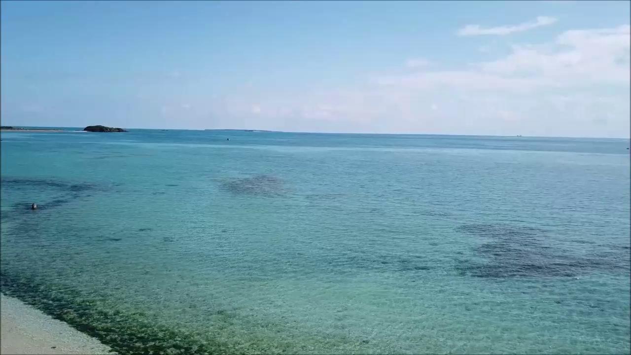 癒やしの沖縄